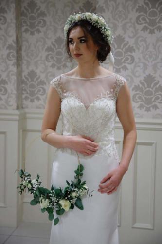 Bridal Crown & hoop