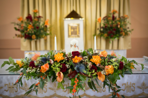wedding-flowers-church- ballintogher-sligo
